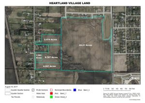 Heartland Village Land - West Road Investments - Aerial Plat (002)